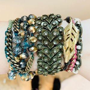 Chloe + Isabell bracelet bundle